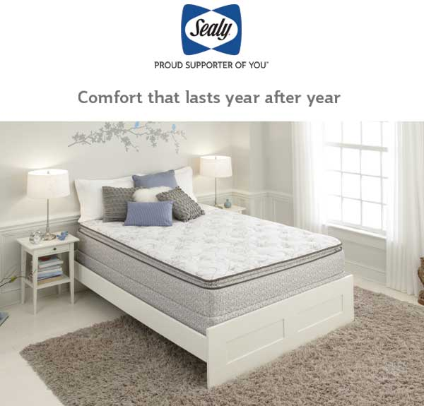 Comfort that lasts year after year