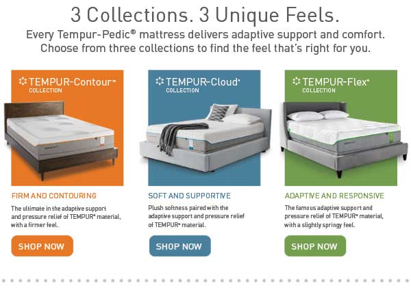 3 Collections to choose from